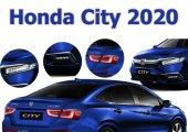All-new Honda City 2020 จะเปิดตัวพฤศจิกายน 2562 ในไทยเป็นแห่งแรก !?!