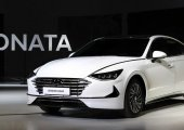 Hyundai Sonata 2020 เพิ่มรุ่น Hybrid Solar Roof สร้างความประหยัดให้ไปไกลมากกว่าเดิม