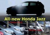 All-new Honda Jazz 2020 ปล่อยภาพทีเซอร์คันจริง ก่อนเปิดตัว Tokyo Motor Show 2019