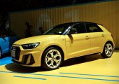 Audi A1 Sportback 2019 เปิดขายในไทย 2.149 ล้านบาท