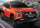 Mitsubishi Triton Athlete 2020 ใหม่ สปอร์ตจัดจ้าน ราคาเริ่ม 1.035 ล้านบาท