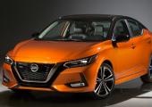 All-New Nissan Sylphy 2020 พร้อมเผยโฉมในงาน LA Auto Show 2019