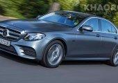 Mercedes-Benz E 300 e 2020 ใหม่ พร้อมเปิดตัว Motor Expo 2019