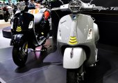 Vespa GTS Super Tech ใหม่ เปิดตัว Motor Expo 2019 แรงขึ้น ราคา 2.29 แสนบาท
