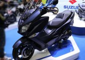 Suzuki Burgman 400 รถสกูตเตอร์ระดับพรีเมียม ตอบสนองทุกการใช้งาน