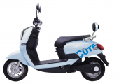 RYUKA CUTE รถจักรยานยนต์พลังไฟฟ้า พร้อมเปิดราคาที่ 3.39 หมื่นบาท