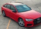 ราคาและตารางผ่อน ดาวน์ Audi A6 Avant