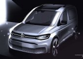 Volkswagen Caddy 2020 แวนจิ๋ว คิวต์มีสไตล์