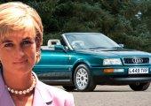 เตรียมเปิดประมูล Audi 80 Cabriolet ตัวแทนความทรงจำของเจ้าหญิงไดอาน่า