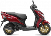 Honda Dio 2020 สกูตเตอร์ราคาถูก ปรับสีสันใหม่ ในอินเดีย