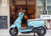 Suzuki Saluto 125 เผยสีสันสดใส 5 สี ไทยมีลุ้น ?
