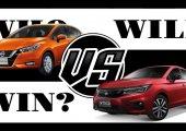 สูสีไหม? ยอดขายรถยนต์ Nissan Almera 2020 VS Honda City 2020