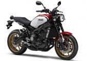 Yamaha XSR900 2020 ปรับสีสันประจำปี