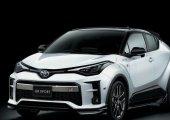 Toyota GR C-HR 2020 เตรียมปรากฏตัวในอีก 3 ปี ข้างหน้า