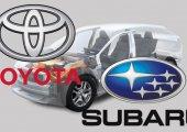 Toyota ยกระดับความสัมพันธ์ Subaru พัฒนารถยนต์รุ่นใหม่ร่วมกัน