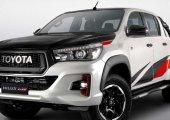 Toyota GR Hilux เตรียมทำตลาดแข่ง Ford Ranger Raptor