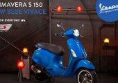 Vespa Primavera S 150 2020 i-Get ABS เพิ่มสีสันใหม่ประจำปี