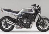 Honda CB-F Concept รุ่นฉลองครบ 60 ปี ตระกูล CB