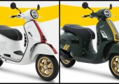 2020 Vespa GTS SUPER 300 HPE Racing Sixties สปอร์ตสไตล์ 60s