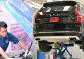 Volvo รับประกันอะไหล่ตลอดชีพ นานสุดสำหรับรถยนต์พรีเมียม