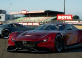 Mazda RX-Vision GT3 Concept ลง PS4 และอาจเป็นเงาของ RX-9