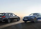 BMW 5 Series 2020 ปรับโฉมใหม่ สองตัวถัง