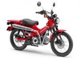 เปิดตัว Honda CT125 2020 สนนราคา 84,900 บาท