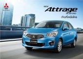 [Attrage]Mitsubishi Attrage มิตซูบิชิ แอททราจ ราคา ตารางผ่อน ดาวน์ โปรโมชั่น