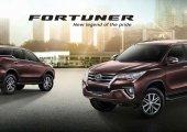 Toyota Fortuner โตโยต้า ฟอร์จูนเนอร์ 2017 รีวิว ราคา อัพเดท