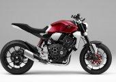 เปิดผ้า Honda Neo Sports Cafe Racer Concept ว่าที่ Honda CB1000R 2018