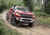 เปิดตัว Chevrolet Colorado ZR2 Bison 2019 ท้าชน Ford Ranger Raptor