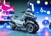 3 ล้อคืออนาคต !! ยามาฮ่า เผยโฉม Yamaha 3CT รถต้นแบบ