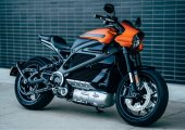 บิ๊กไบค์มอเตอร์ไฟฟ้า Harley-Davidson LiveWire 2019 เปิดตัวที่อเมริกาค่าตัวเกือบล้าน