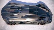 ซูเปอร์คาร์ Lamborghini Terzo Millennio - 4
