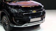 สำหรับระบบไฟส่องสว่างของ Chevrolet Trailblazer Z71 ได้รับการติดตั้งไฟหน้าแบบฮาโลเจน ไฟส่องสว่างสำหรับการขับขี่กลางวันแบบ LED (Daytime Running Lights) เสริมด้วยไฟตัดหมอกหน้าและหลัง - 2