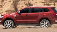 FORD EVEREST รถ SUV ที่มากกว่ารถ SUV ที่ไม่ใช่รถ SUV เพื่อการขับขี่และการเดินทางเท่านั้น แต่ FORD EVEREST  เป็นรถ SUV ที่ใส่สมรรถนะในการขับขี่มาเพื่อพร้อมลุยได้ในทุกการขับขี่ ทุกสภาพถนน แม้จะยากลำบากมากแค่ไหน FORD EVEREST ก็ไม่หวั่น  - 15