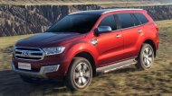 FORD EVEREST  - 3