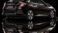 New Honda Civic Hatchback ได้ถูกออกแบบมาอย่างลงตัว ทั้งความสวยงาม ชุดแต่ง ระบบความปลอดภัย และสมรรถนะ  ที่ทั้งสวยหรูดูดีแนวสปอร์ตที่มาพร้อมกับความแรงแห่งสปิริตที่ไม่ต้องตามใคร - 15