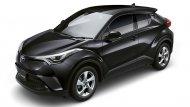All New Toyota C-HR 2018 ผ่านการดีไซน์ขึ้นภายใต้แนวคิดยนตรกรรมแบบใหม่ที่ดีกว่า (Ever Better Car) ให้ความสปอร์ตโฉบเฉี่ยวผสานไปกับความคล่องตัวมากยิ่งขึ้น - 10