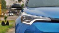 Toyota C-HR 2018 โดดเด่นด้วยไฟหน้าโปรเจคเตอร์แบบ Full LED ที่พ่วงมากับไฟส่องสว่างสำหรับการกลางวันแบบ LED กระจกมองข้างพร้อมไฟเลี้ยวแบบ LED  - 1