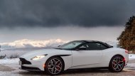 Aston Martin DB11 Volante เป็นรถสปอร์ตเปิดประทุน สมรรถนะสูง อีกหนึ่งคันที่น่าจับตามองในขณะนี้ - 1
