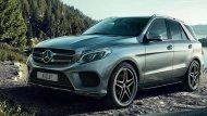 Mercedes-Benz GLE 500 e 4 Matic SUV ยานยนต์ ที่โดดเด่นด้วยรูปลักษณ์ ที่ทังสมัย พร้อมอวดสายตากับชาวโลก  - 1