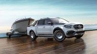 โดย Mercedes-Benz X-Class Yachting Edition จะมาพร้อมชุด Body Kit คาร์บอนไฟเบอร์ใหม่ บนพื้นฐานของ Mercedes-Benz X-Class Urban - 6