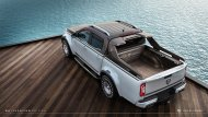 ซึ่ง Carlex Design สำนักแต่งของยุโรปจัดให้หรูหราสมใจได้เลยถ้าพร้อมเปย์ ด้วย Mercedes-Benz X-Class Yachting Edition - 5