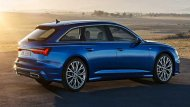 Audi A6 Avant 2018 ติดตั้งเสาอากาศแบบครีบฉลาม (Shark Fin) - 1