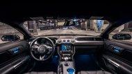 ขุมพลังของ Ford Mustang Bullitt 2019 แน่นอนว่าทรงพลังกว่าเครื่องยนต์ วี 8 สูบ ขนาดความจุ 6.4 ลิตร (390 cu in) 340 แรงม้า  - 7