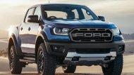 Ford Ranger Raptor ได้รับการพัฒนาจาก Ford F-150 ในรูปลักษณ์ใหม่แบบกระบะ 4 ประตู Double Cab พร้อมห้องโดยสารขนาดใหญ่ให้ความสบายแก่ผู้ขับขี่อย่างเต็มที่    - 4
