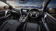 Mitsubishi Pajero Sport GT Premium ให้ความสะดุดตาด้วยเบาะนั่งหุ้มด้วยวัสดุหนังสังเคราะห์ โดยเบาะนั่งด้านหน้าสามารถปรับระดับได้ 8 ทิศทางผ่านระบบไฟฟ้า - 6