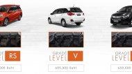 New Honda Mobilio มีให้เลือก 3 รุ่น - 2