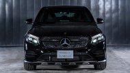 Mercedes-AMG GLC 43 4MATIC Coupe 2018 จะยังคงดีไซน์และการตกแต่งภายนอก-ภายใน ระบบความปลอดภัย เทคโนโลยีล้ำสมัย รวมถึงระบบมัลติมีเดียเหมือนกับรถยนต์รุ่นนำเข้าทั้งหมด - 5